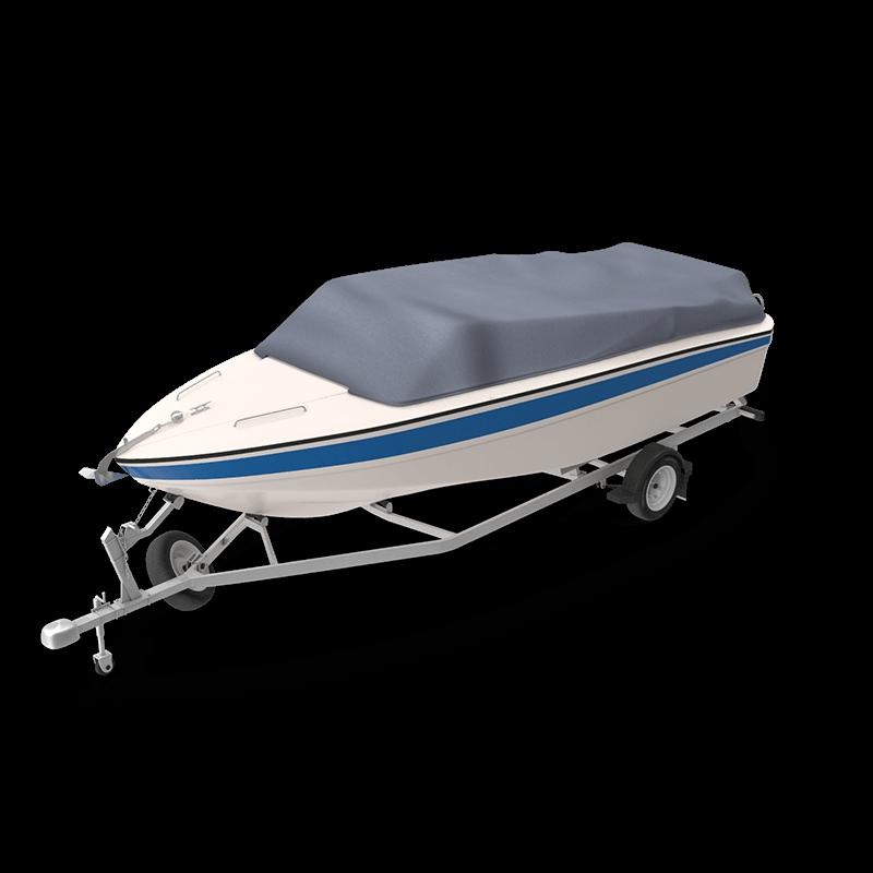 Motor Boat On Trailer.G07.2k 800x800